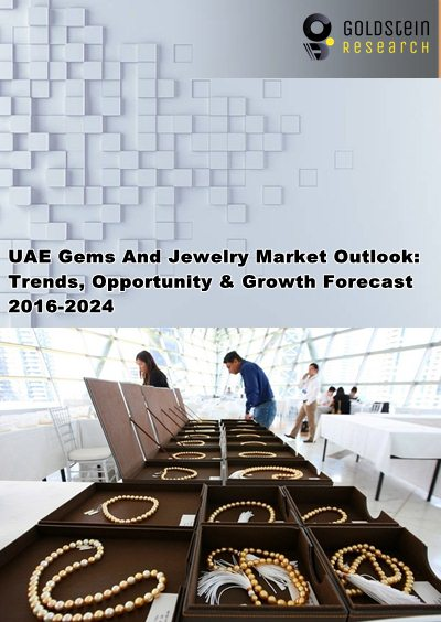 UAE Gems and Jewelry Market Size - Industry Analysis, Trends