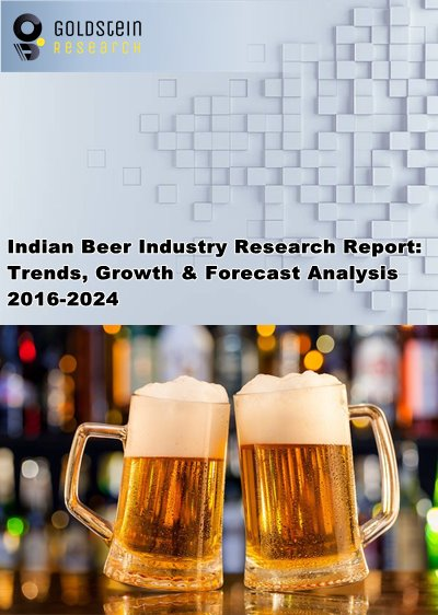 Beer Market in India 2016-2024: Industry Size, Trends Analysis