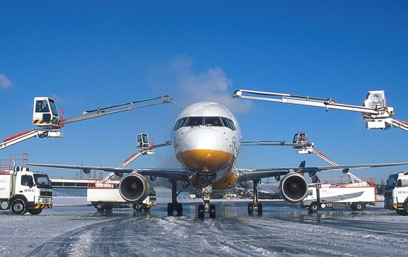 Promising Future for Aviation Industry: Aircraft ground support equipments