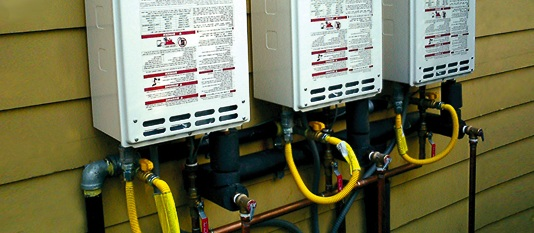 Energy Efficient Solutions: Global Tankless Water Heater Market