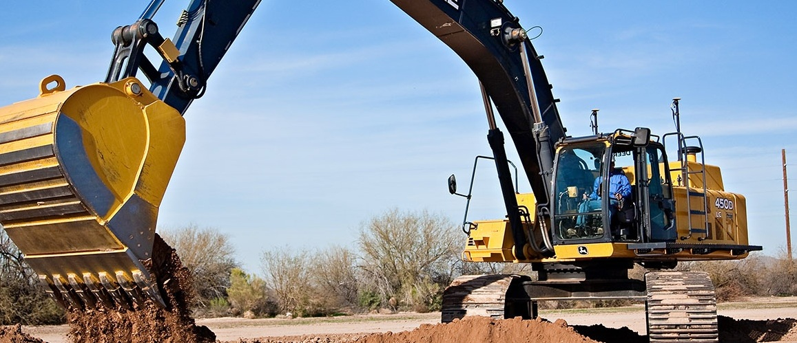Asia-Pacific Region Accounts For Largest Excavator Market Share