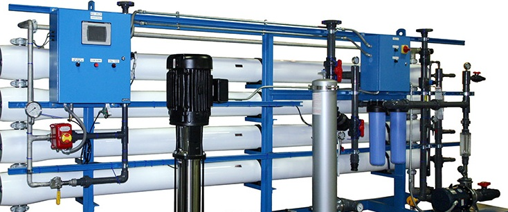 Industrial Water Purifiers: Revolution In Water Recovery
