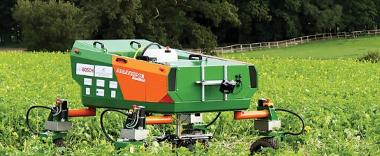 Global Agricultural Robots Market Is Likely To Expand At A CAGR Of 22% Over The Forecast Period