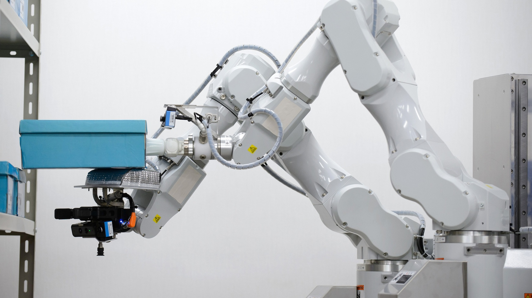 Warehouse Robots: Revolution In Logistic Industry