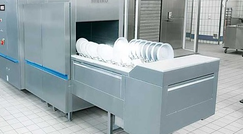 Merging Tech With Hospitality: Commercial Dishwashers