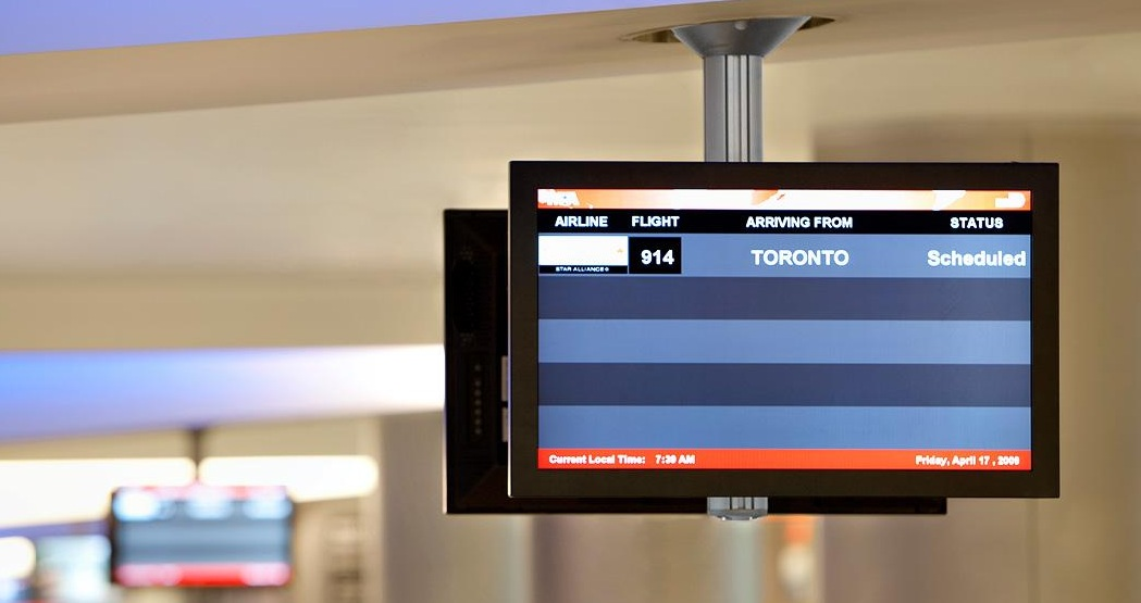 Increasing Air Passengers Globally To Uplift The Growth Of Airport Display System Market